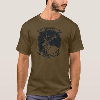 VMM-166暗いモノラルワイシャツ Tシャツ