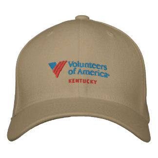 VOAケンタッキーの帽子 刺繍入りキャップ
