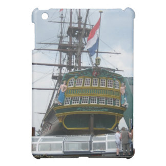VOCの船のレプリカ iPad MINI カバー