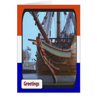 VOCバテービア; Lelystadt、オランダ、 カード