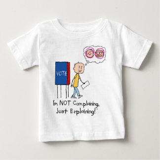 voiting.png ベビーTシャツ