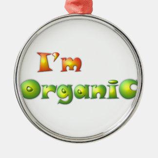 Volenissa -私はオーガニックです メタルオーナメント