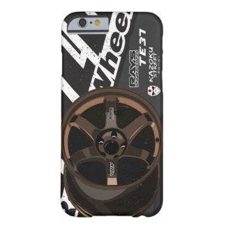 Volkは車輪TE37を放射します Barely There iPhone 6 ケース