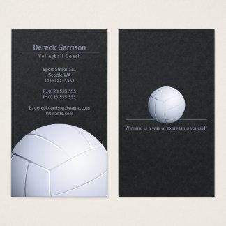 Volleyball Coach | Sport 名刺