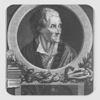 VoltaireおよびCalasの出来事 スクエアシール