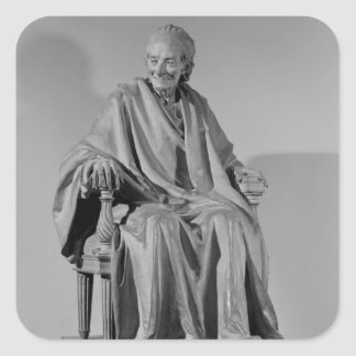 Voltaireのつけられていた彫刻 スクエアシール