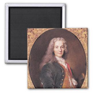 Voltaireのポートレートは23 1728年を老化させました マグネット