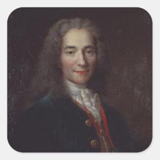 Voltaireのポートレート スクエアシール