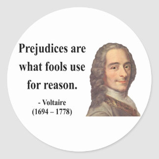 Voltaireの引用文4b ラウンドシール
