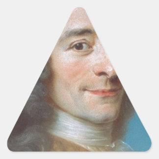 Voltaire 三角形シール