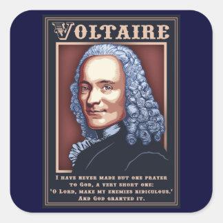 Voltaire -祈りの言葉 スクエアシール