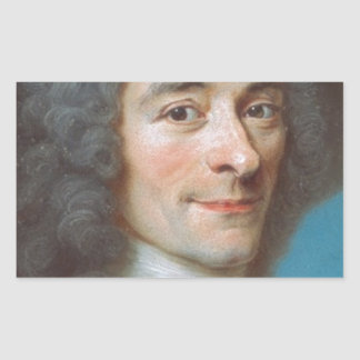 Voltaire 長方形シール