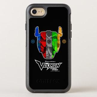 Voltronの頭部のVoltron |のパイロット オッターボックスシンメトリーiPhone 8/7 ケース