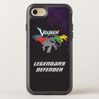 Voltron |のライオン充満 オッターボックスシンメトリーiPhone 8/7 ケース