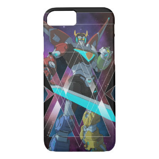 Voltron  銀河系間Voltronのグラフィック iPhone 8/7ケース