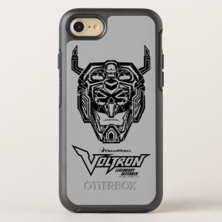 Voltron | Voltronの頭部によって折られる輪郭 オッターボックスシンメトリーiPhone 8/7 ケース