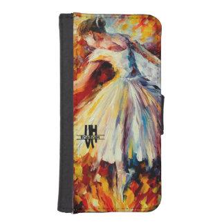 VonHolmのデザイン-ダンスによるiPhone 5/5sのウォレットケース iPhoneSE/5/5sウォレットケース