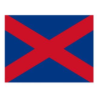 Voortrekkerの旗 ポストカード