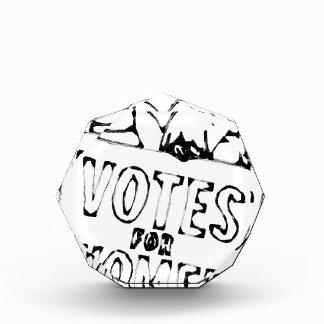 votes2 表彰盾