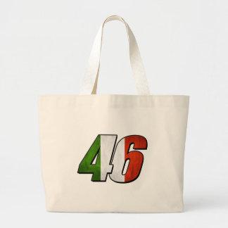 VR46flag ラージトートバッグ