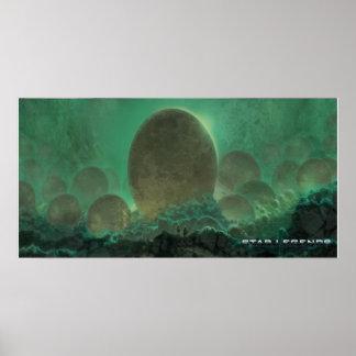 Vular Eggnestポスター ポスター
