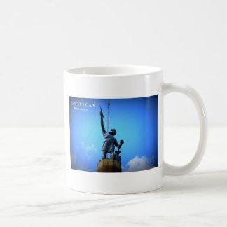VULCANの彫像 コーヒーマグカップ