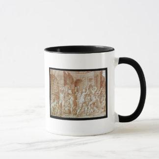 Vulcanの炉のシクロプス マグカップ