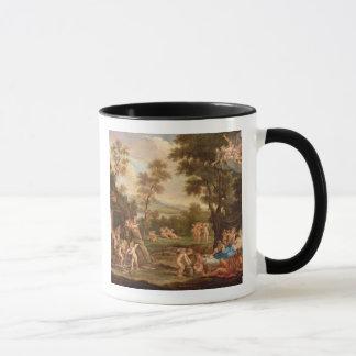 Vulcanの炉、18世紀の金星 マグカップ