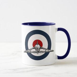 、Vulcanの爆撃機 マグカップ