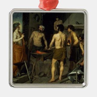 Vulcan 1630年の炉 メタルオーナメント