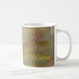 VULCAN 5の無水ケイ酸の庭 コーヒーマグカップ