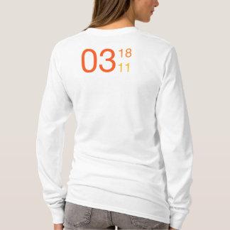 Vuthyの卒業のワイシャツ-女性のフード付きスウェットシャツ Tシャツ