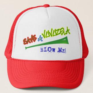 Vuvuzelaを…吹きます私を…帽子救って下さい キャップ