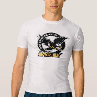 VYHAのロゴの圧縮のTシャツ Tシャツ