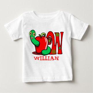 Wのみみず ベビーTシャツ
