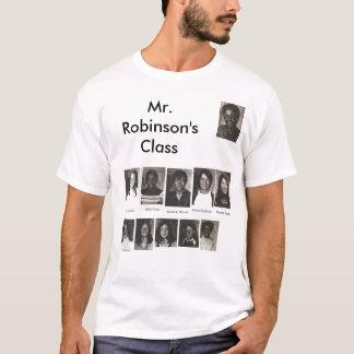 W.ロビンソンClass氏の Tシャツ