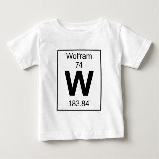 W -鉄マンガン重石 ベビーTシャツ