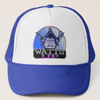 W.A.T.T.S. (あるか何が!)世界の上! -版4.0 キャップ