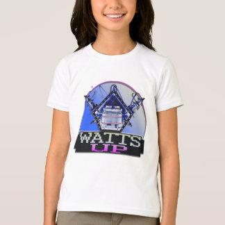 W.A.T.T.S. 上りの農夫の(あるか何が!)世界! Tシャツ