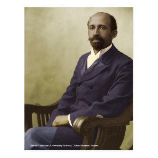 W.E.B. Du Bois ポストカード