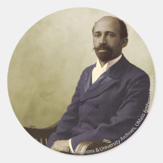 W.E.B. Du Bois ラウンドシール