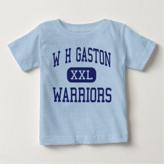 W Hガストンの戦士中間のダラステキサス州 ベビーTシャツ