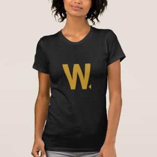 W. Tシャツ