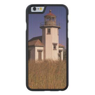 WAのMauryの島、ポイントロビンソンの灯台、 ケース