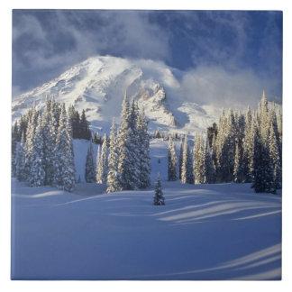 WA、レーニア山NP、レーニア山および楽園 タイル