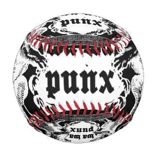 WA WA PUNXの黒い球 野球ボール