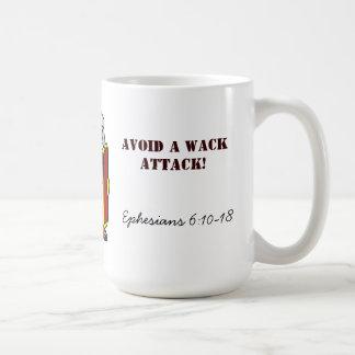 Wackの攻撃! コーヒーマグカップ