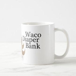 Wacoのおむつ銀行マグ コーヒーマグカップ