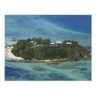 Wadigiの島、Mamanucaの島、フィージー2 ポストカード