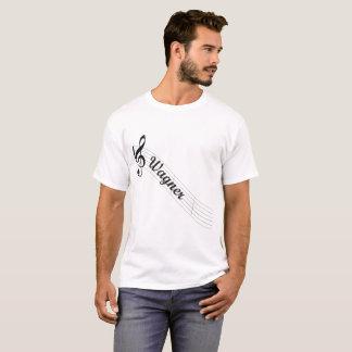 Wagnerのクラシック音楽の高音域 Tシャツ